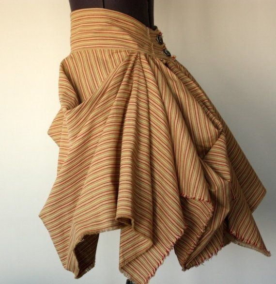 Bustle Skirt