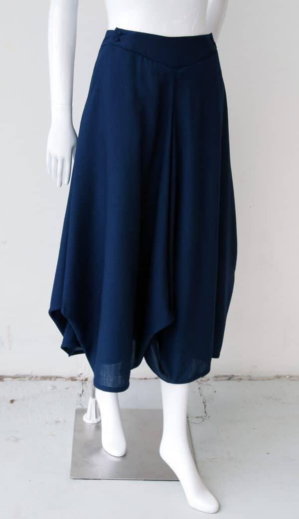 Cowl Skirt