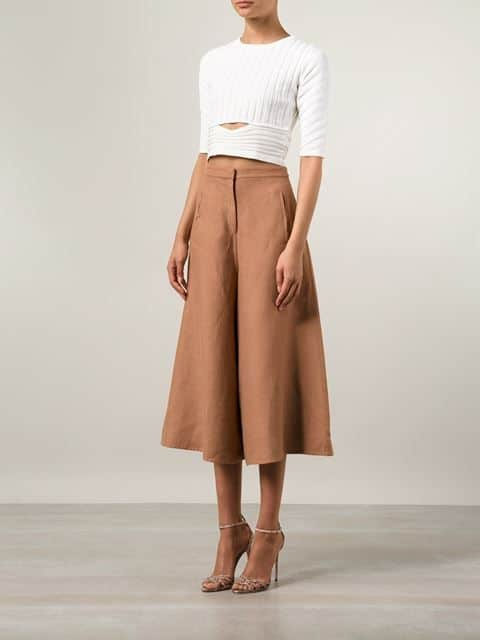 Culottes Skirt