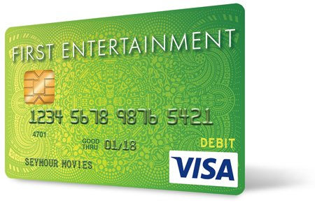 Entertainment Credit Card