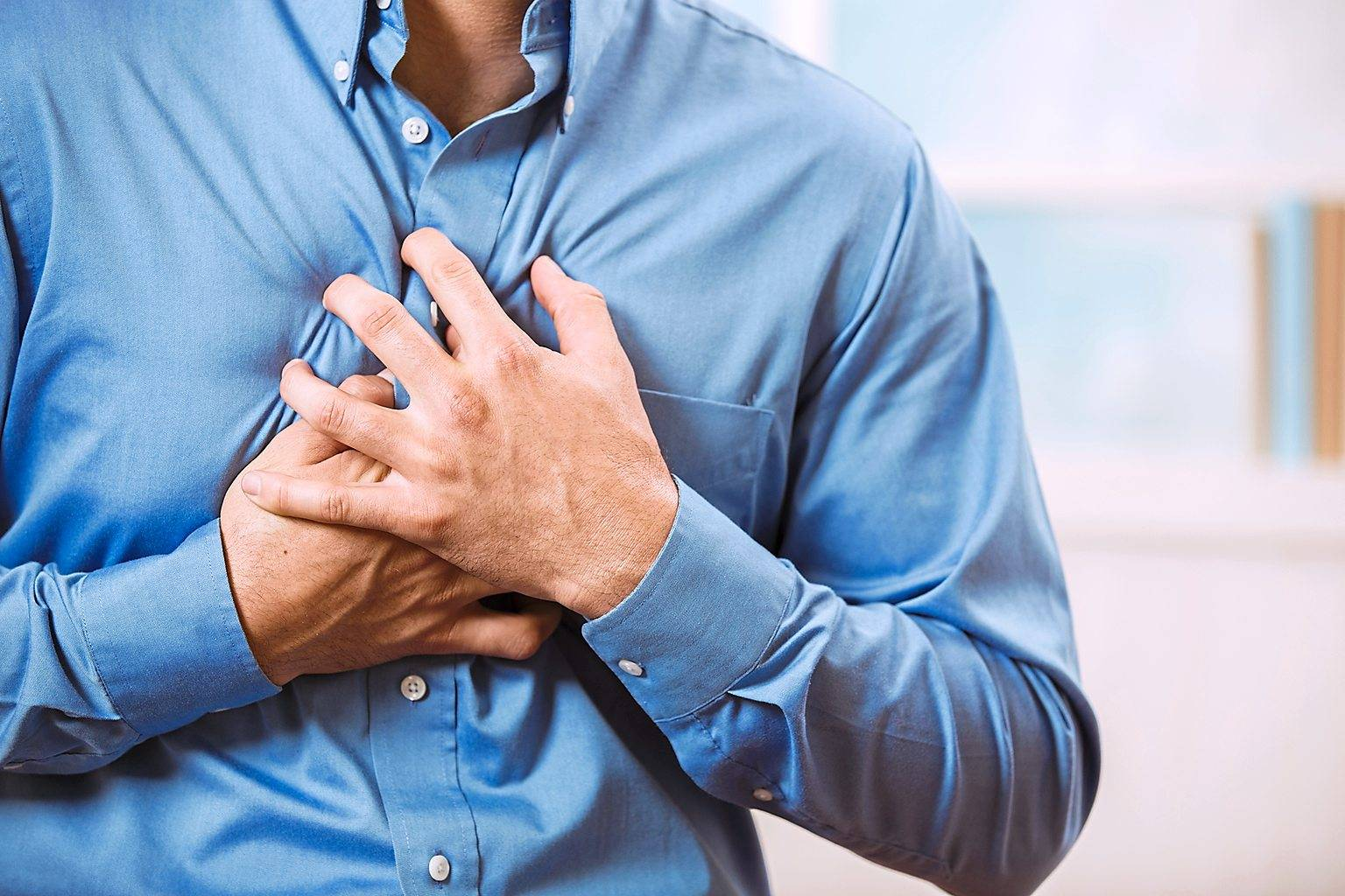 Heart Attack Medical Emergency