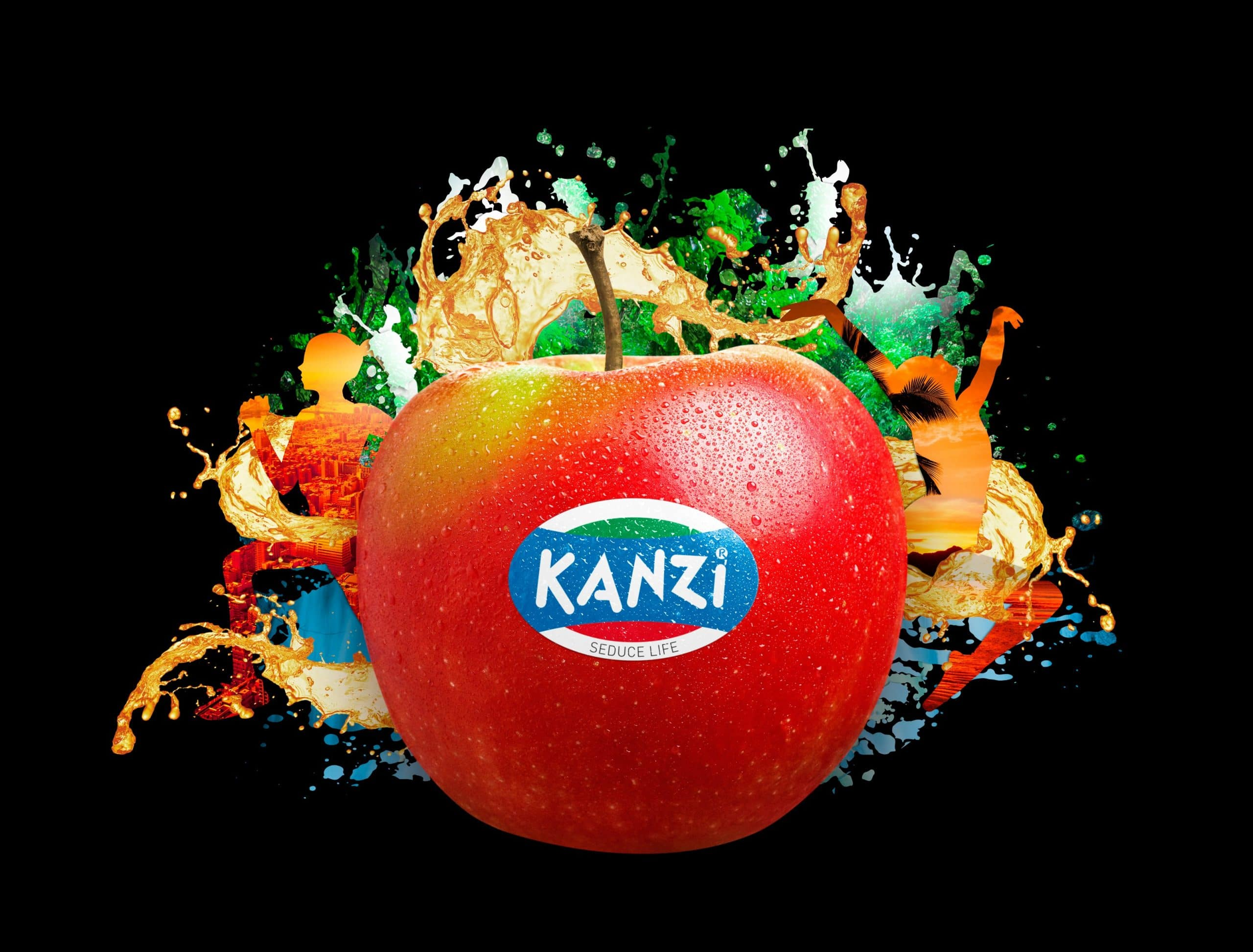 Kanzi Apple