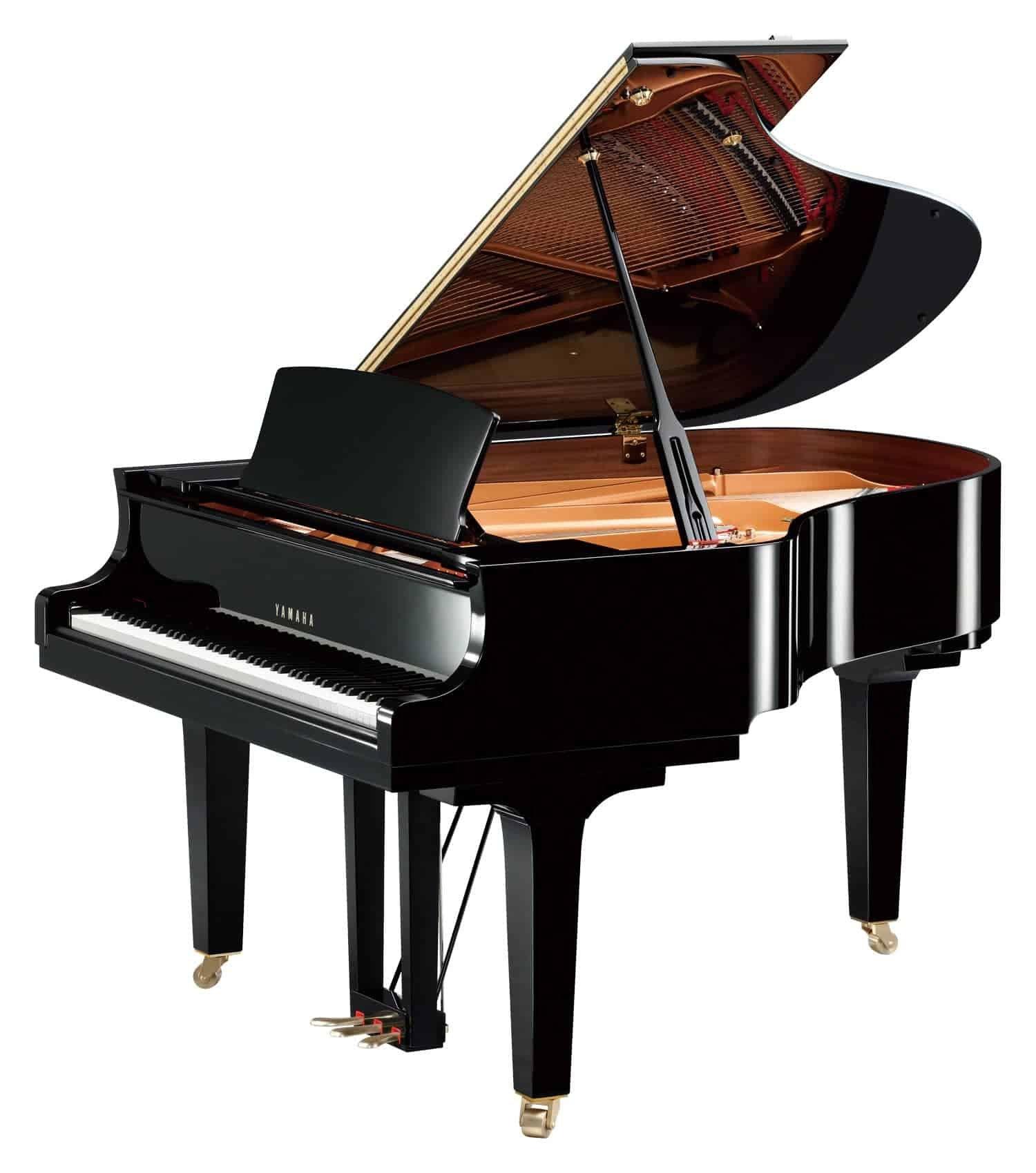 Medium Grand Piano