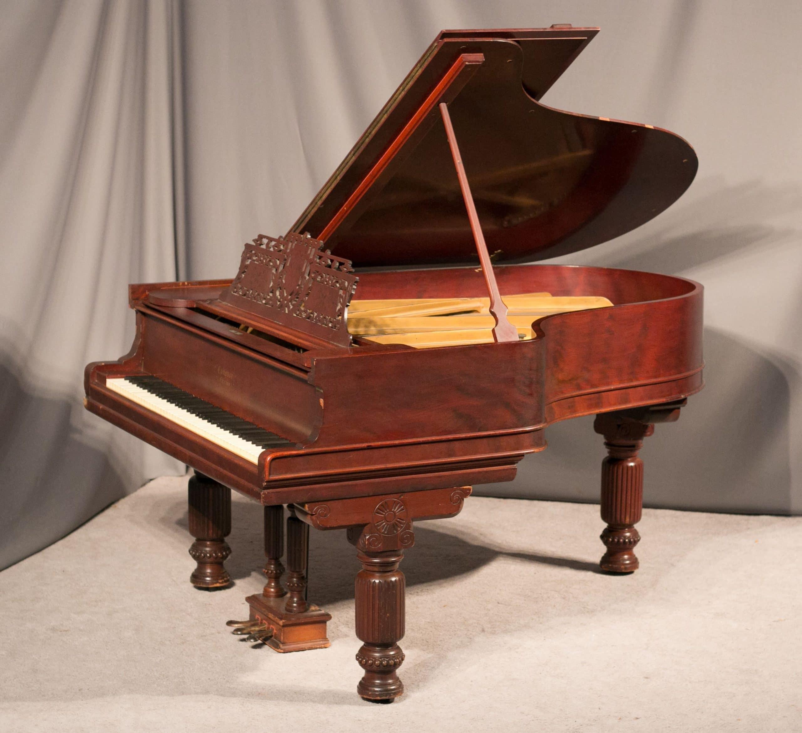 Parlor Grand Piano