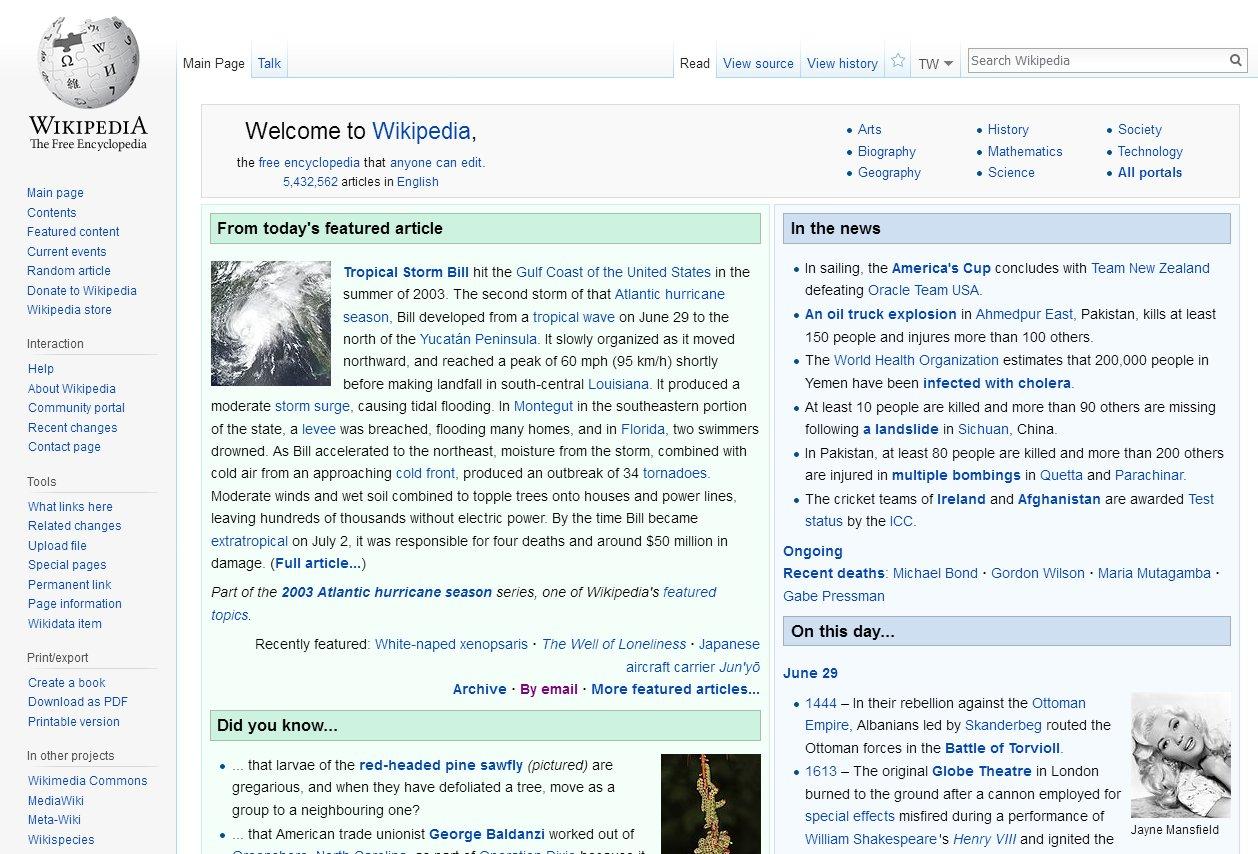 Wiki Website