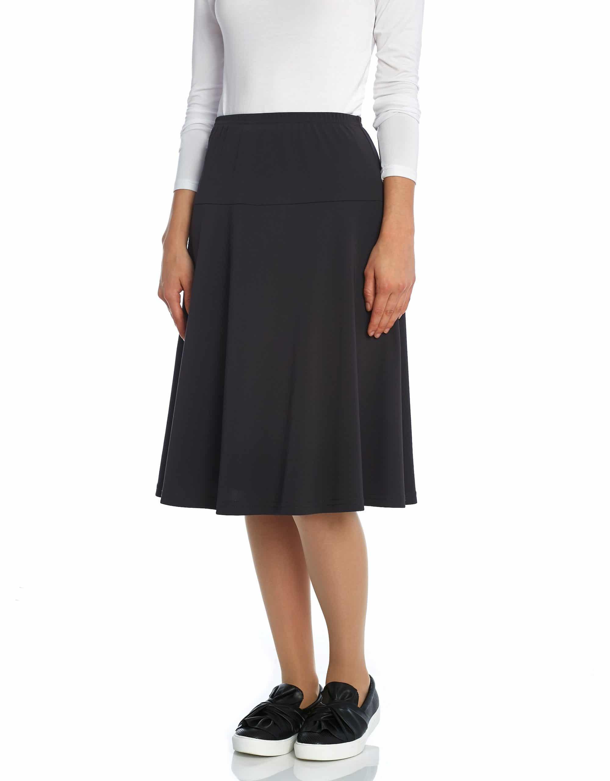 Yoke Skirt