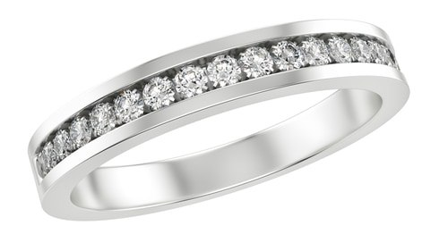 Channel Set Ring
