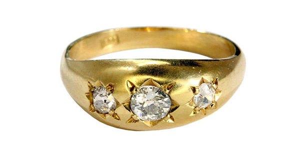 Gypsy Setting Ring