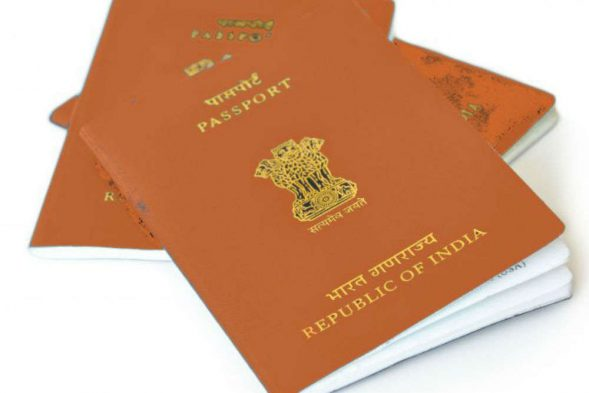 Orange Passport