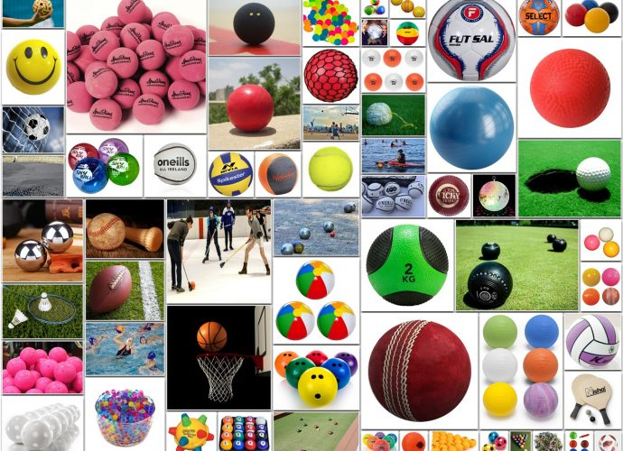 Types of Ball