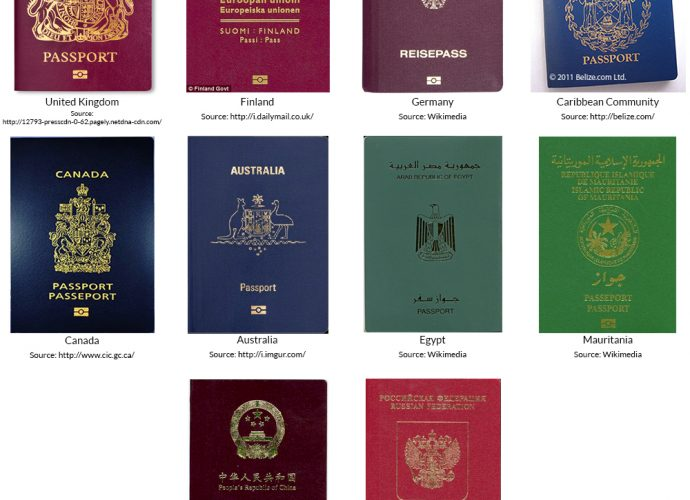 Types of Passport