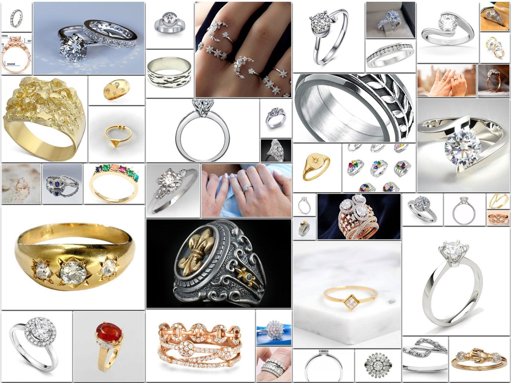Types of Ring