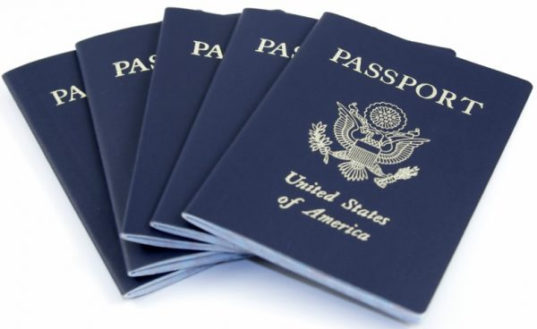 US Passports Types