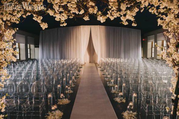 A Glamorous Affair Wedding Theme