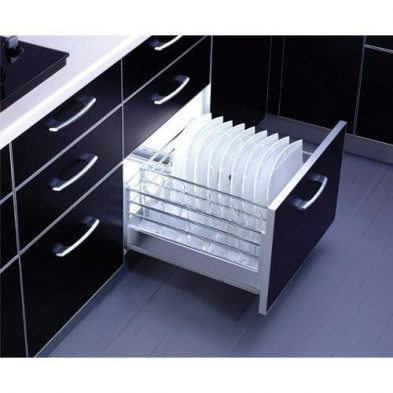 Aluminum Channel Drawers