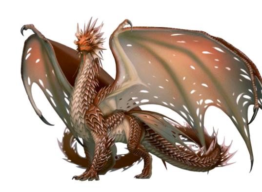 Ancient Copper Dragon