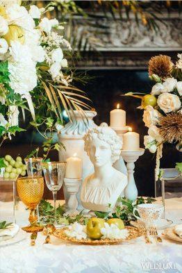 Ancient Greece Wedding Theme