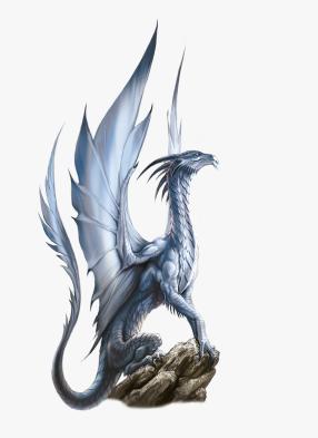 Ancient Silver Dragon