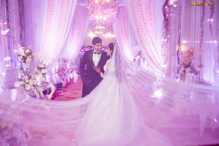 Aura Of Mysticism Wedding Theme
