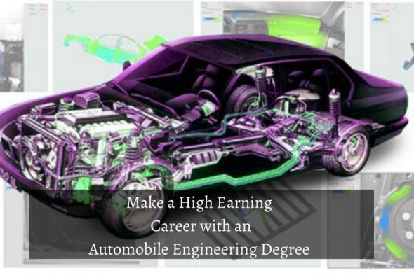 Automotive Engineering Degree