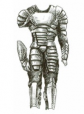 Banded Mail Armor