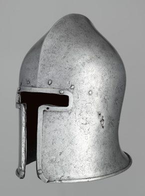 Barbute Armor