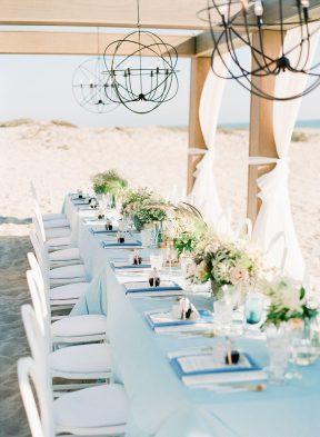 Beachside Wedding Theme