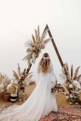 Bohemian Wedding Theme