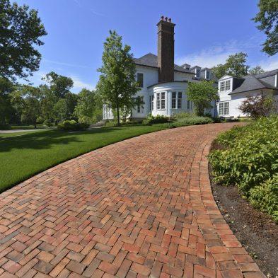 Bricks Aggregate Roads