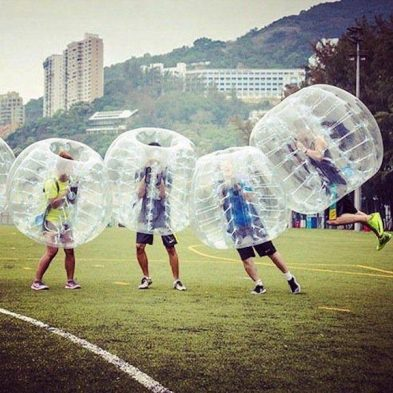 Bubbles Outdoor Game