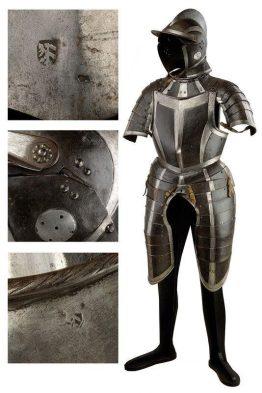 Burgonet Armor