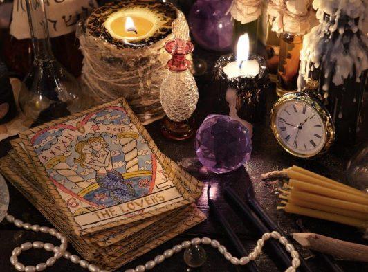 Casting a Spell Magic