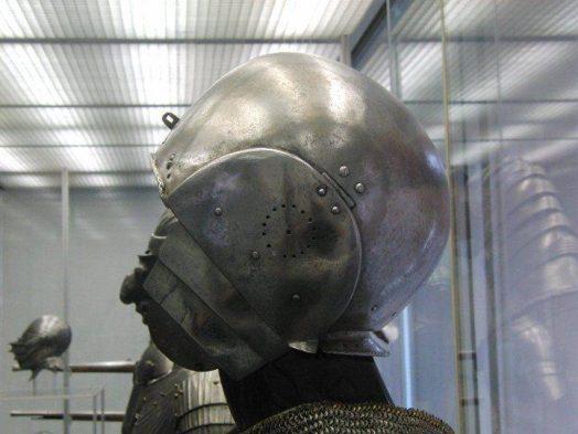 Cervelliere Armor