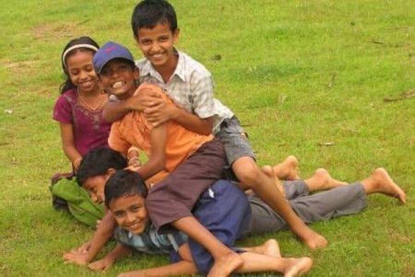 Chor Sipahi Indian Outdoor Game