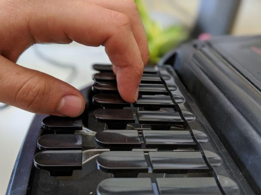 Chorded Keyboard