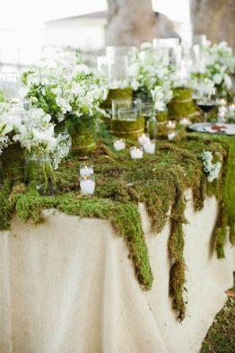 Closer To Nature Wedding Theme