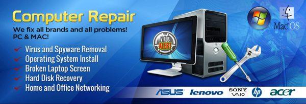 Computer Repair IT Services