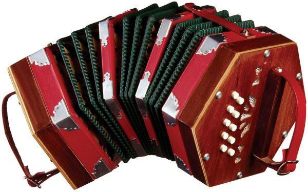 Concertina Accordion