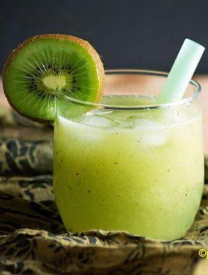 Cool Kiwi Juice
