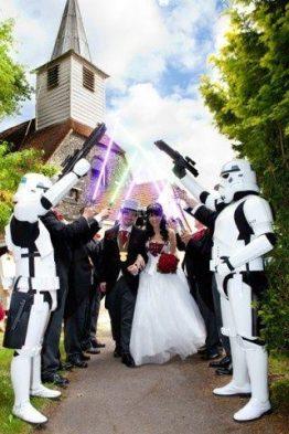 Crazy Wedding Theme