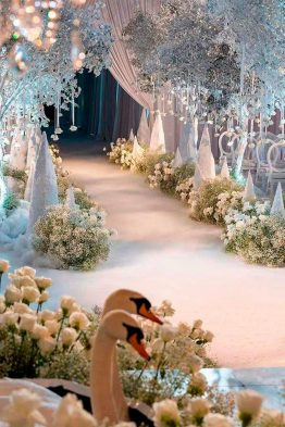 Creative Artsy Wedding Theme