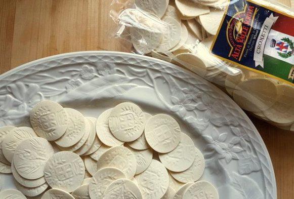 Croxetti Pasta