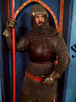 Cuir Bouilli Armor