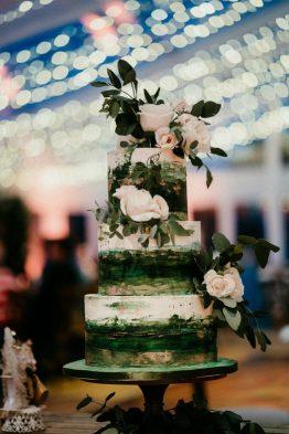 Dark Hued Charm Wedding Theme