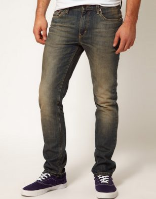 Dirty Washed Jeans