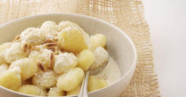 Dumpling Pasta