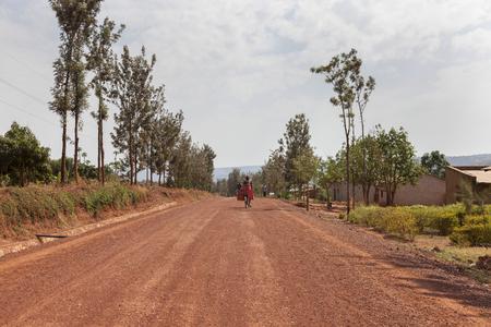 Earthen Roads