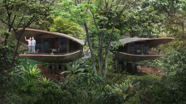 Eco Pod Resort