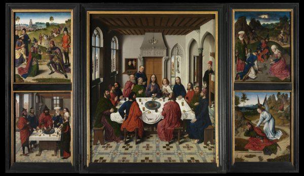 Flemish Painting Art