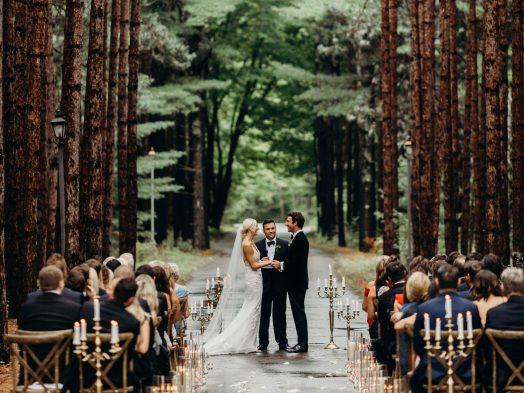 Forest Wedding Theme